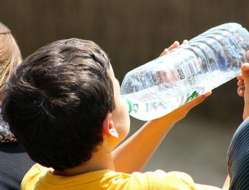 Como funciona o mecanismo de hidratação do corpo