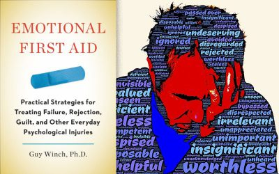 "livro ""Emotional First Aid"""
