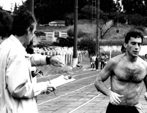 Os dez mandamentos de Nuno Cobra, preparador físico de Ayrton Senna